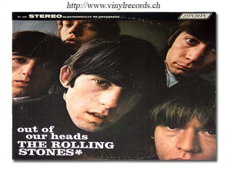 1965 out of our heads cover