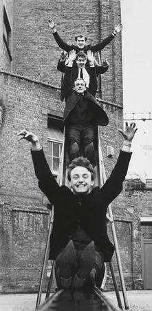 beatles to bowie fiona adams, gerry and the pacemakers 1963