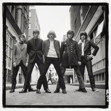 The Yardbirds, by Gered Mankowitz, 1966 - NPG P1373 - Photograph by Gered Mankowitz