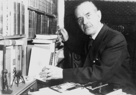 THOMAS MANN NOBEL PRIZE WINNER FOR LITERATURE