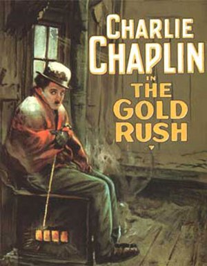 Charlie Chaplin - The Gold Rush
