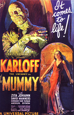 Karl Freund - The Mummy