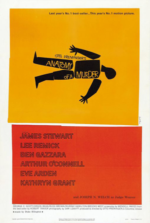 Otto Preminger - Anatomy of a Murder