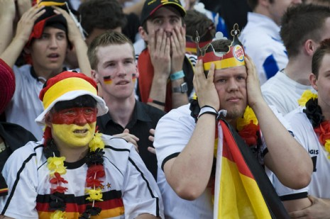 Germany Soccer WCup