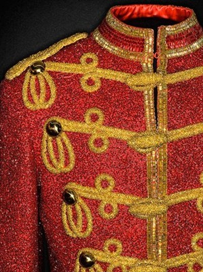 American Awards Jacket Red 1984