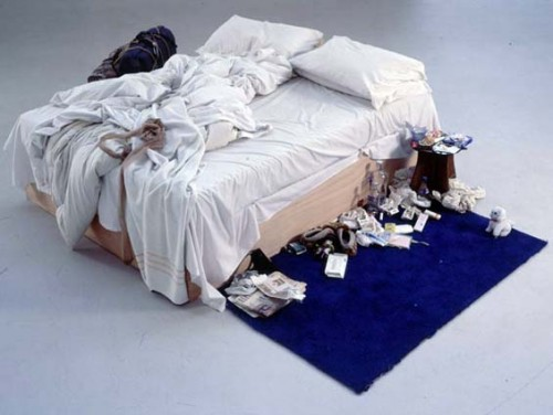 'My Bed'