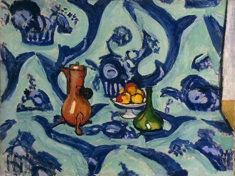 Henri Matisse - Still Life With Blue Tablocloth