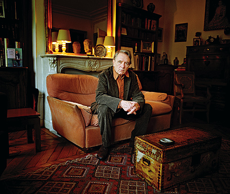 Jacques Ranciere; foto: therollingblackout