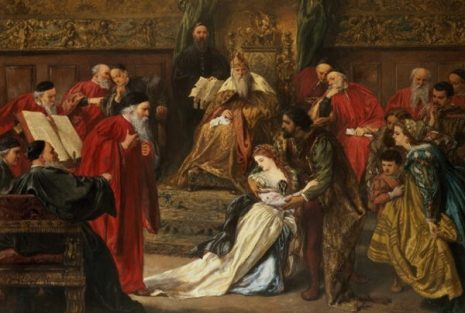 Cordelia-in-the-Court-of-King-Lear-1873-Sir-John-Gilbert