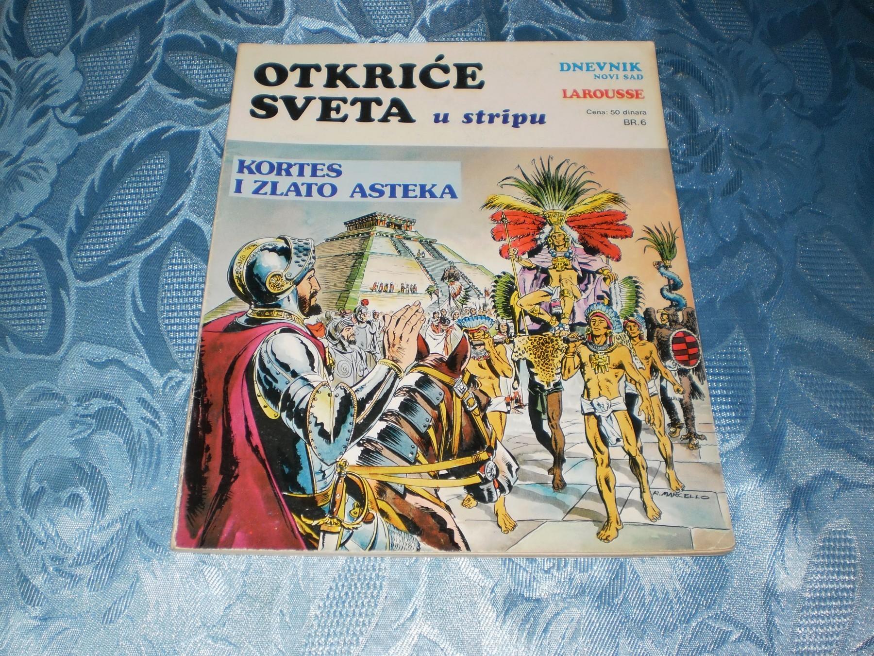 Otkrice-sveta-u-stripu-broj-6-Kortes-i-zlato-Asteka_slika_O_80080997