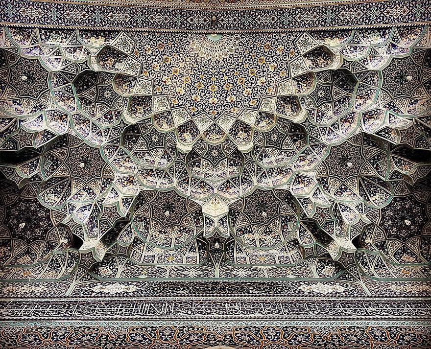 Hazrate-Masomeh's mosque in Qom, Iran 2
