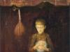 Milan-Tucović-Dečak-koji-je-nosio-svetlo-1998-metal-ulje-na-drvetu-43x34-cm