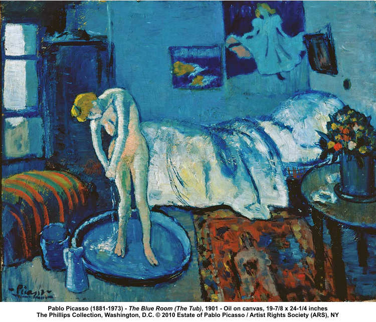 pablo-picasso-the-blue-room-the-tub