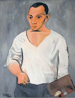 pikaso-autoportret