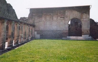 Pompeja 09 - Javna kupatila