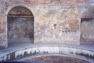 Pompeja 10 - Javna kupatila
