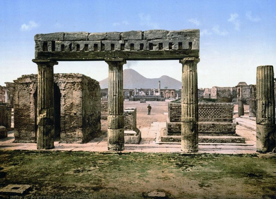 Pompeja 15 - Forum
