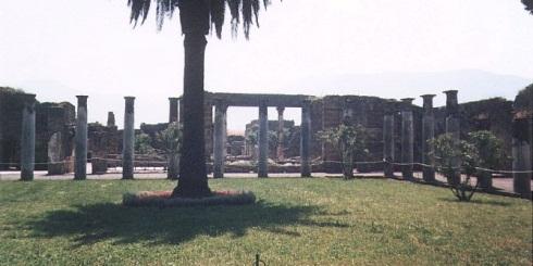 Pompeja 20 - Kuca Fauna