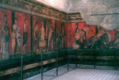 Pompeja 20 - Kuca Misterija