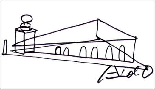 sketch-tadao-ando