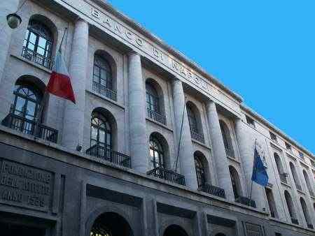 Bank of Naples (1940. M. Piacentini)