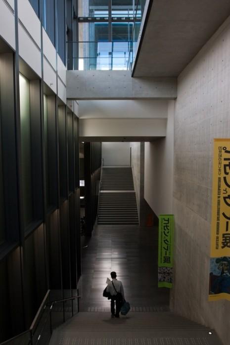1_Hyogo Prefectural Museum of Art - Tadao Ando