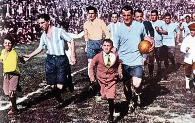 Finalni meč između Urugvaja i Argentine