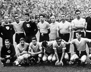 Pobednik Svetskog Kupa 1950. - Urugvaj