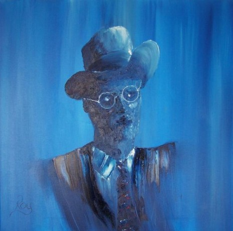 james-joyce-a-portrait-roy-burns