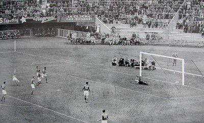 Detalj sa meča Francuska-Jugoslavija - 0:1, Milutinović