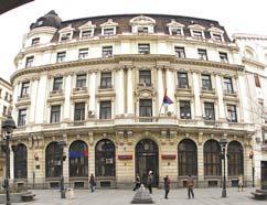 Zgrada francuskog osiguravajućeg društva La nacionale, današnji izgled