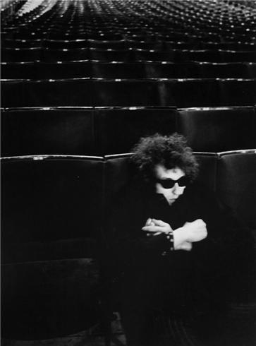 dylan, london 1966