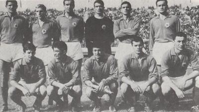 Jugoslovenski tim u Čileu 1962.
