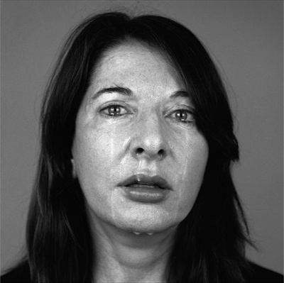Marina Abramovic 2008