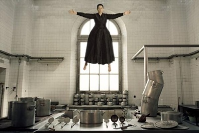Marina Abramovic The Kitchen