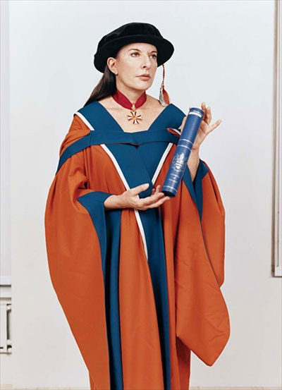abramovic-honorary-doctorate-2009