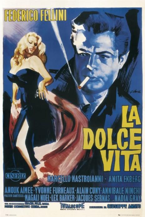 La Dolce Vita – Federico Fellini