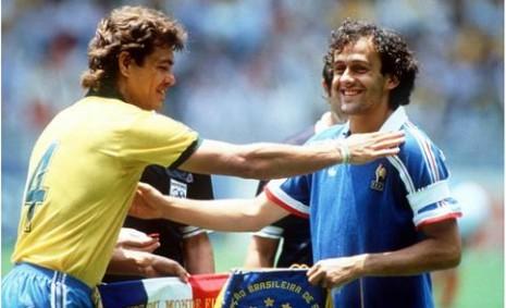 Kapiteni Brazila i Francuske pred 1/4-finalni meč