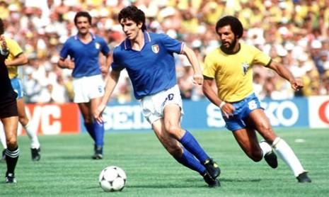 Italija-Brazil u Španiji 1982.