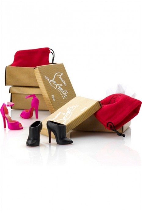 Barbie by Christian Louboutin
