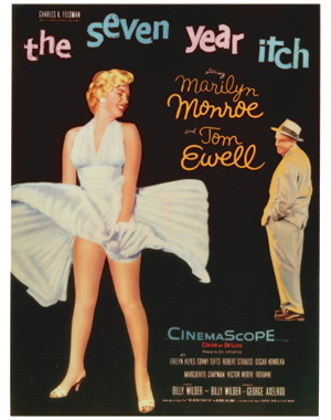 Billy Wilder - The Seven Year Itch