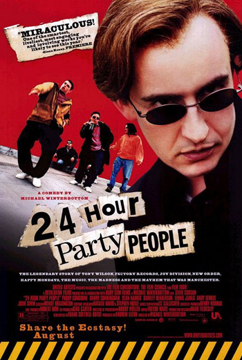 The Twenty Four Hour Party People