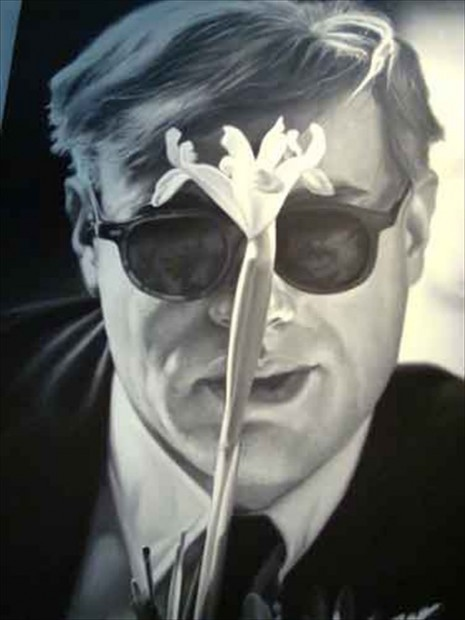 warhol-with-flower-1963