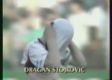 Reakcija Stojkovića posle promašenog penala protiv Argentine