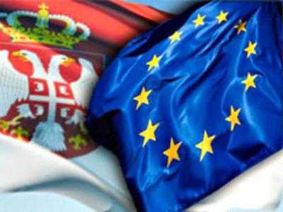 EU Serbia