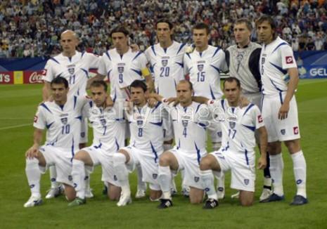 Ekipa SCG na Mundijalu 2006.