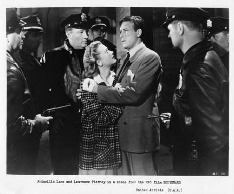 Bodyguard, 1948