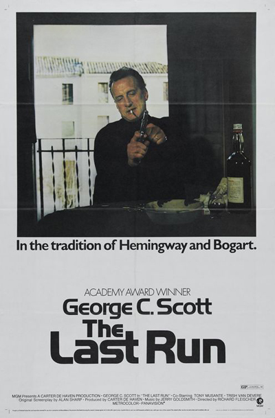 The Last Run, 1970