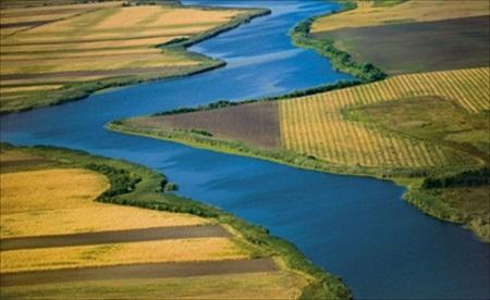 River Tisa - Nortern Serbia