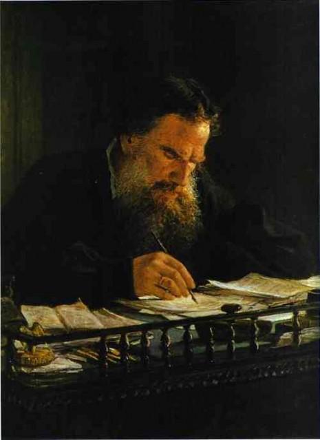 Tolstoy-